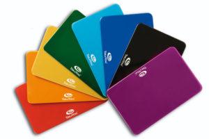 Teslaplatte® Farben