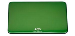 Energieplatte Teslaplatte® grün